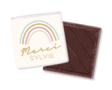 chocolats rainbow