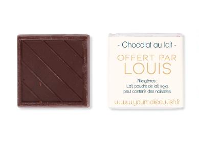 chocolats verso