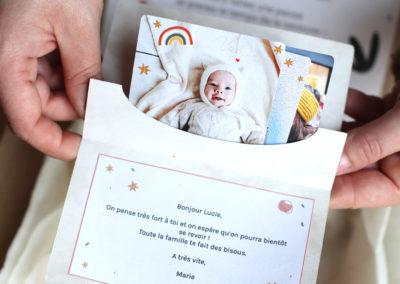 box cadeau personnalisée gourmande