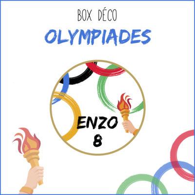 BOX déco Olympiades