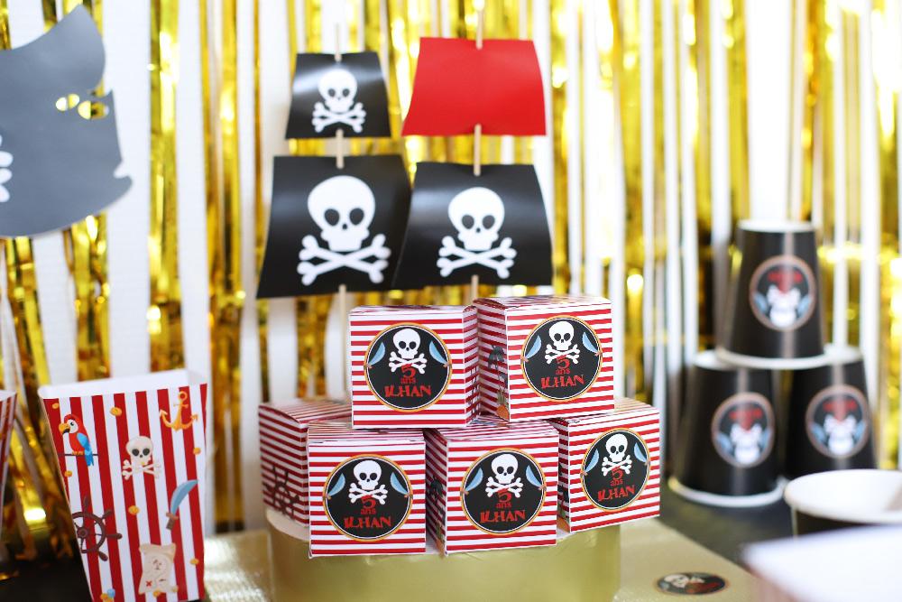 Une fête Pirate !